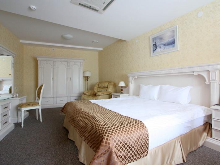 Интересные гостиницы