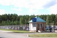 гостиничный комплекс Паниква - Автостоянка