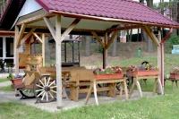 гостиничный комплекс Паниква - Площадка для шашлыков