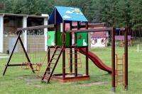 гостиничный комплекс Паниква - Детская площадка