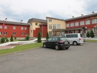 hotel Suvorov - Parking