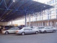 отель Минск - Автостоянка