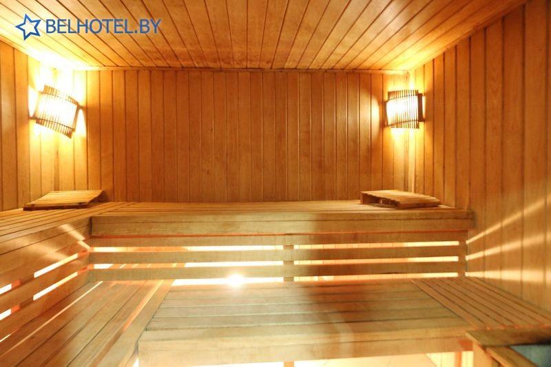 Гостиницы Белоруссии Беларуси - отель Минск - Сауна