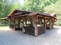гостиница Днепр - Площадка для шашлыков