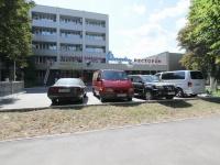 гостиница Днепр - Автостоянка