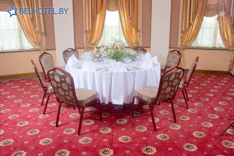Гостиницы Белоруссии Беларуси - отель Кроун Плаза Минск / Crowne Plaza Minsk - Банкетный зал