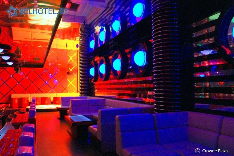 Гостиницы Белоруссии Беларуси - отель Кроун Плаза Минск / Crowne Plaza Minsk - Клуб