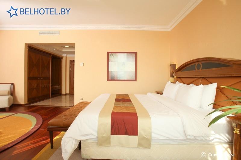 Гостиницы Белоруссии Беларуси - отель Кроун Плаза Минск / Crowne Plaza Minsk - 1-местный 1-комнатный / Superior