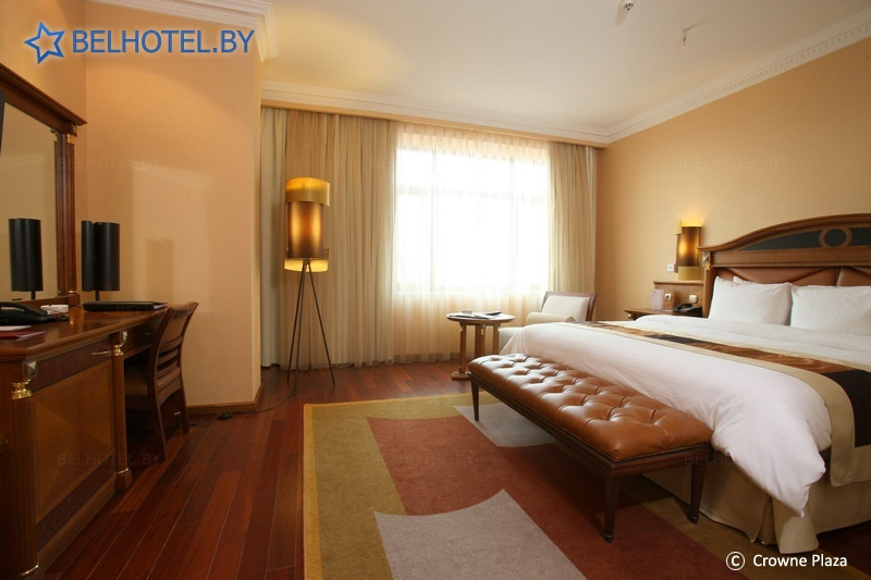 Hotels in Belarus - hotel Crowne Plaza Minsk - single 1-room (club)