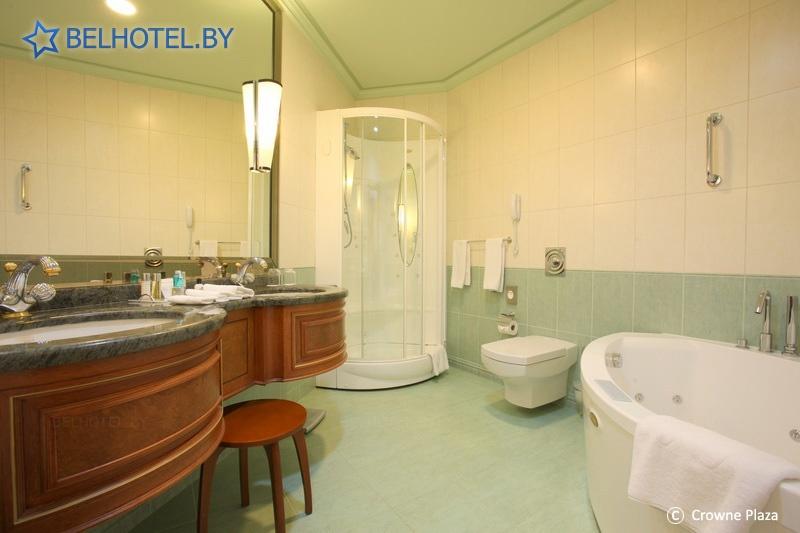 Гостиницы Белоруссии Беларуси - отель Кроун Плаза Минск / Crowne Plaza Minsk - 1-местный 1-комнатный (дизайнерский)