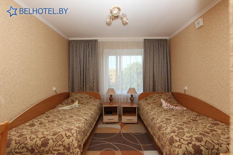 Гостиницы Белоруссии Беларуси - гостиница Мосты - 2-местный 1-комнатный (1 категория)
