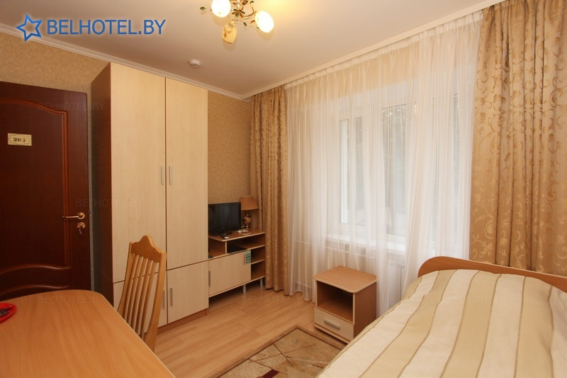 Hotels in Belarus - hotel Mosty - single in a block
