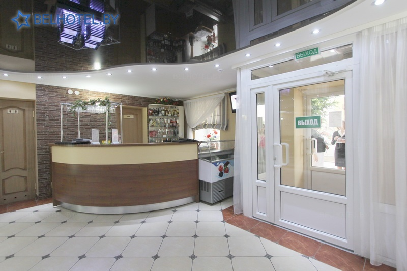 Hotels in Belarus - hotel Mosty - Cafe