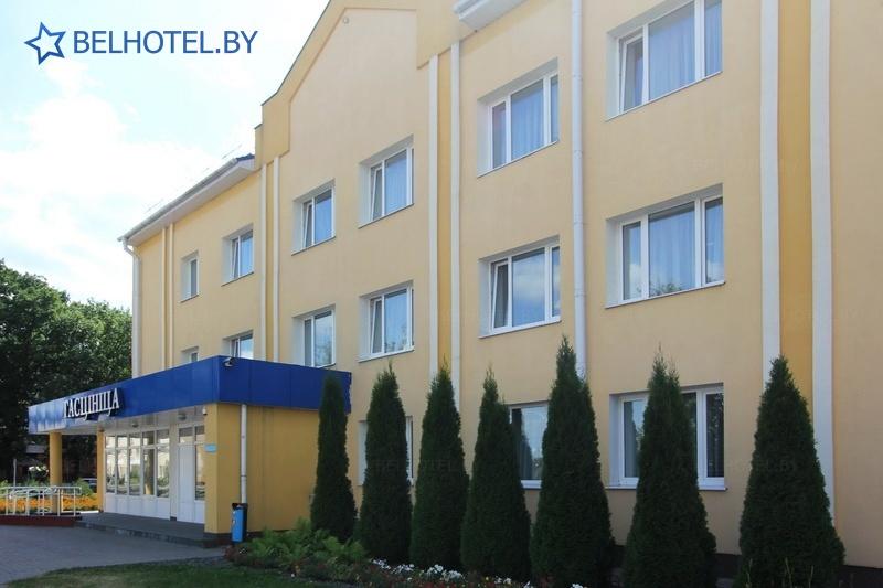 Hotels in Belarus - hotel Mosty - External appearance