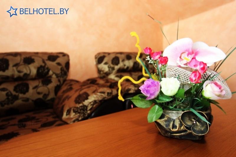 Hotels in Belarus - hotel Mosty - Reception, hall