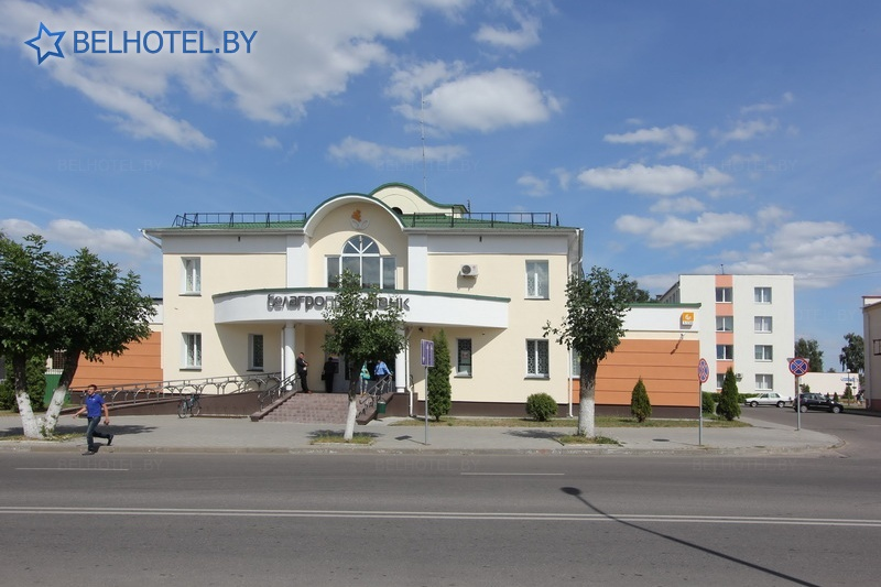 Hotels in Belarus - hotel Mosty - Scenery of the locality