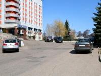гостиница Ветразь - Автостоянка