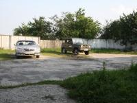 гостиница Ельск - Автостоянка