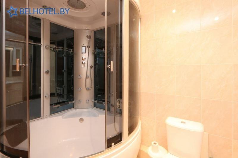 Hotels in Belarus - hotel Mogilevhimvolokno - single 2-room (1 category)