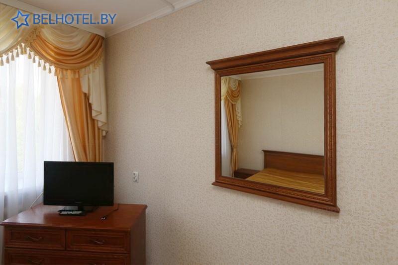 Гостиницы Белоруссии Беларуси - гостиница Могилёвхимволокно - 2-местный 2-комнатный