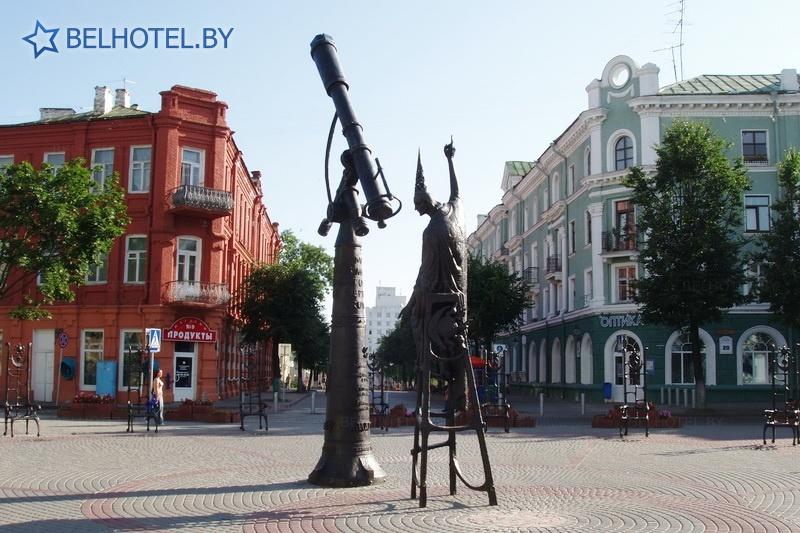 Hotels in Belarus - hotel Mogilevhimvolokno - Scenery of the locality