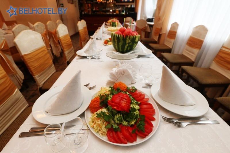 Гостиницы Белоруссии Беларуси - гостиница Могилёвхимволокно - Кафе
