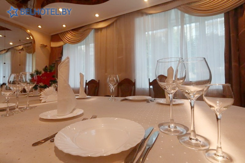 Hotels in Belarus - hotel Mogilevhimvolokno - Banquet room