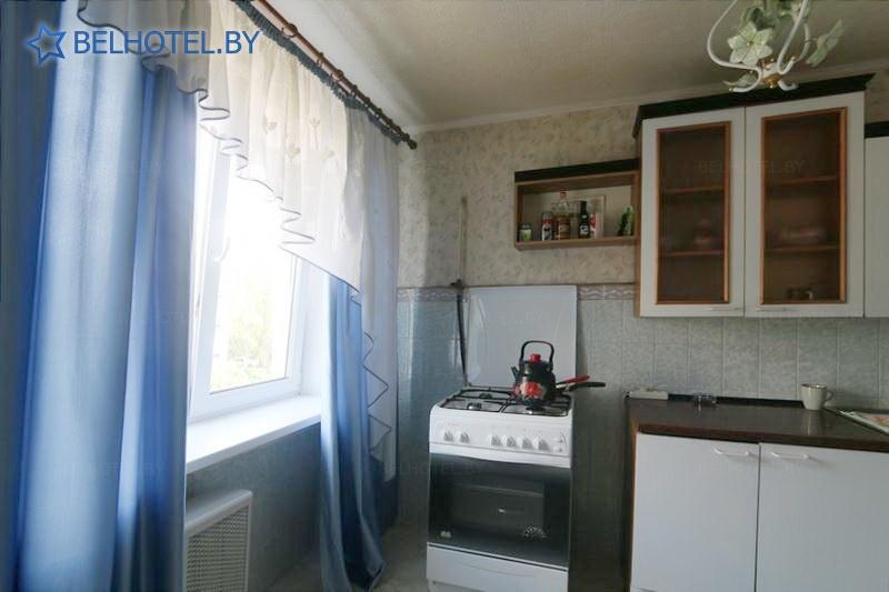 Hotels in Belarus - hotel Mogilevhimvolokno - double 2-room