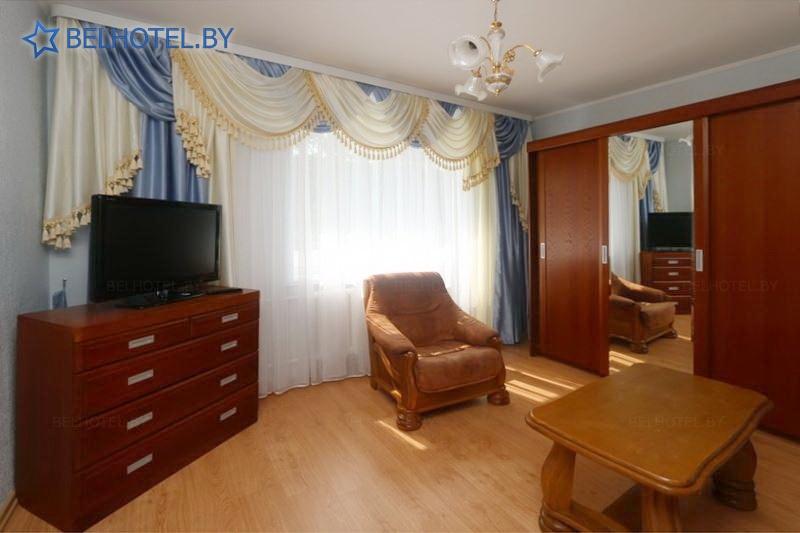 Гостиницы Белоруссии Беларуси - гостиница Могилёвхимволокно - 1-местный 1-комнатный