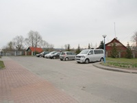 гостиница Берёзка - Парковка