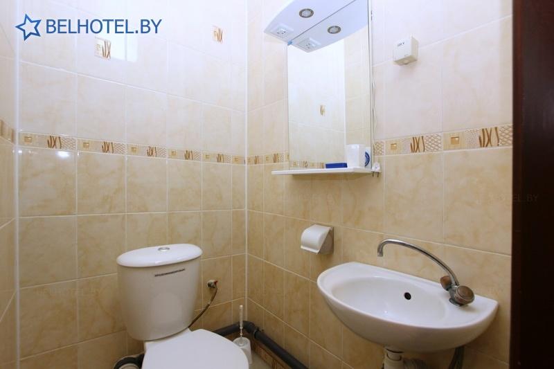 Hotels in Belarus - hotel Osipovichi - single 1-room