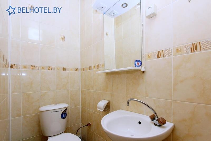 Hotels in Belarus - hotel Osipovichi - single in a block