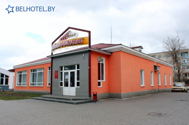 Hotels in Belarus - hotel Osipovichi - Scenery of the locality