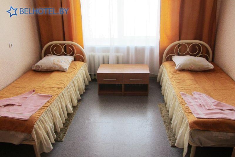 Гостиницы Белоруссии Беларуси - гостиница Дзержинск - 2-местный 1-комнатный (гостиница)