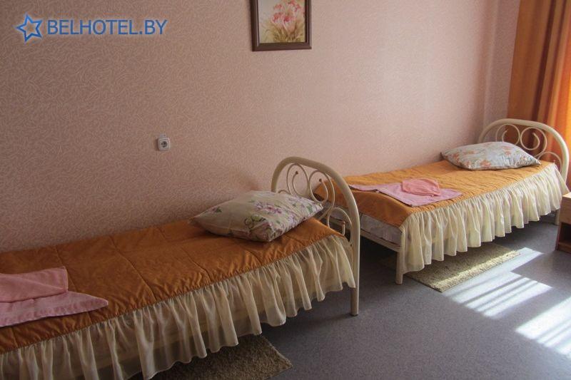 Гостиницы Белоруссии Беларуси - гостиница Дзержинск - 3-местный 1-комнатный (гостиница)