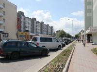гостиница Горизонт - Парковка