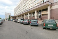 гостиница Беларусь - Автостоянка