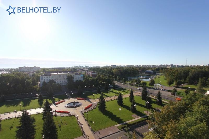 Гостиницы Белоруссии Беларуси - гостиница Молодечно - Окрестные пейзажи