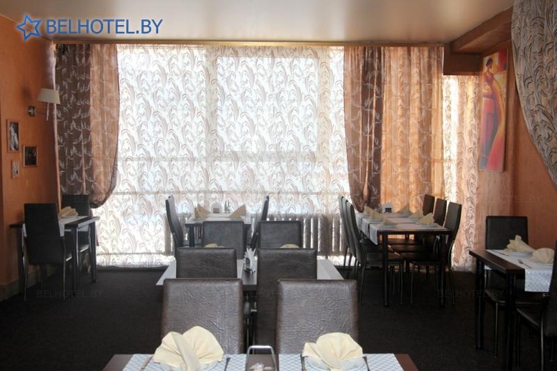 Гостиницы Белоруссии Беларуси - гостиница Молодечно - Кафе