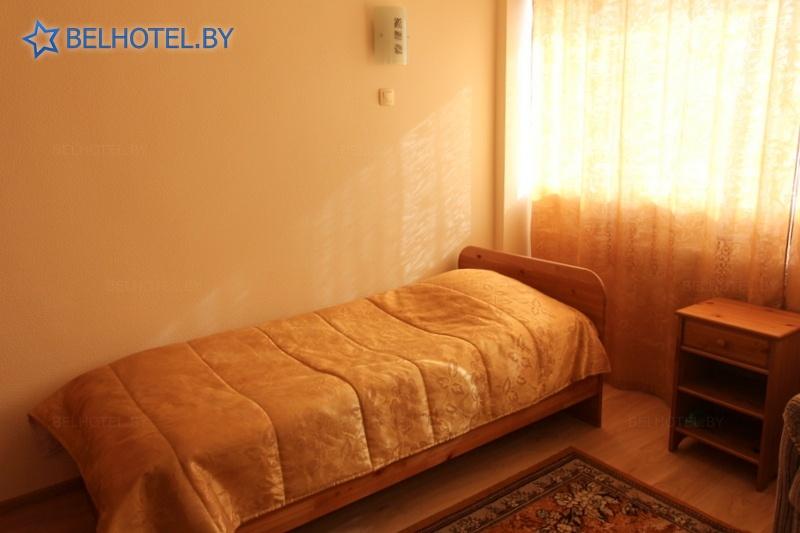 Гостиницы Белоруссии Беларуси - гостиница Молодечно - 1-местный 1-комнатный / Standard