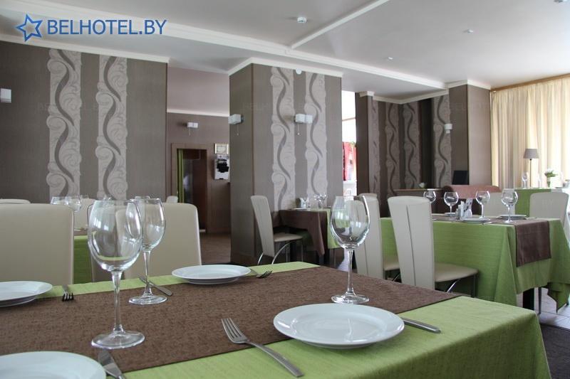 Гостиницы Белоруссии Беларуси - гостиница Молодечно - Банкетный зал