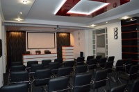 гасцінічны комплекс Нафтан - Канферэнц-зала