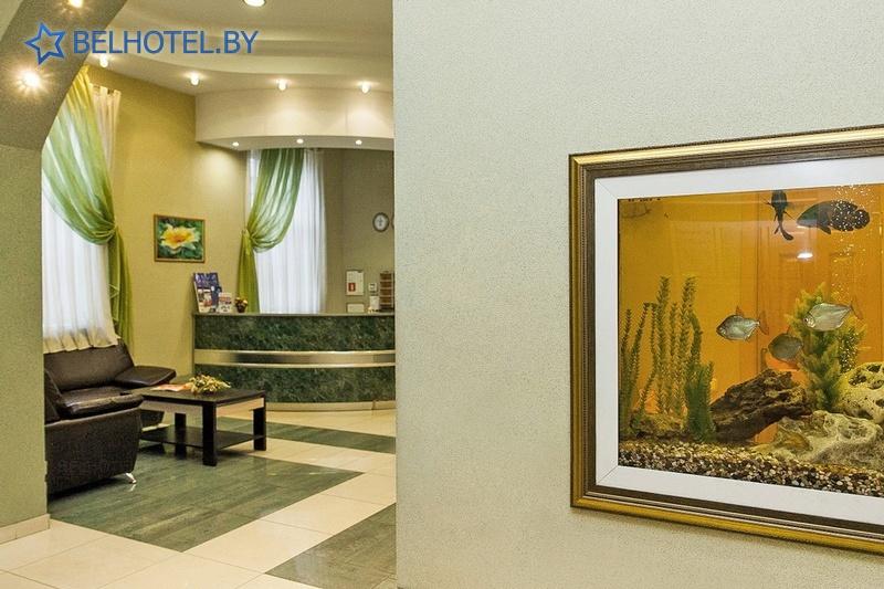 Hotels in Belarus - hotel U fontana - Reception, hall
