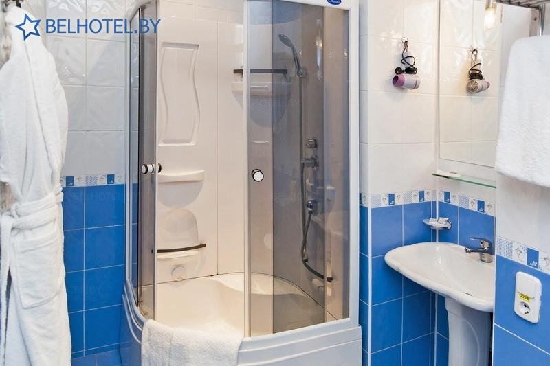 Hotels in Belarus - hotel U fontana - double 2-room suite