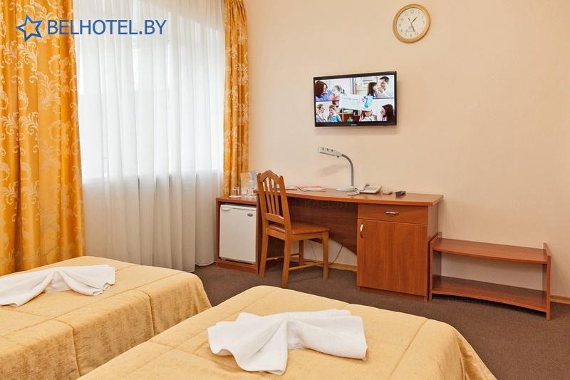Hotels in Belarus - hotel U fontana - double 1-room / Standard