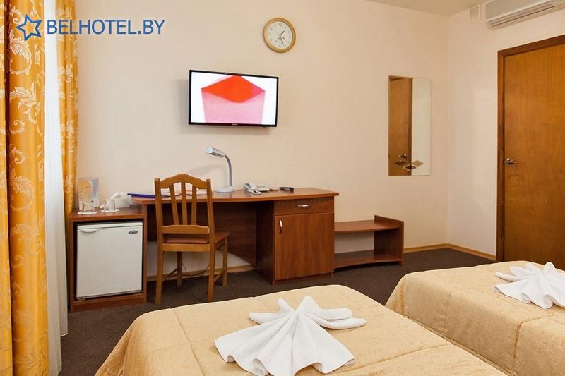 Гостиницы Белоруссии Беларуси - гостиница У фонтана - 2-местный 1-комнатный / Standard