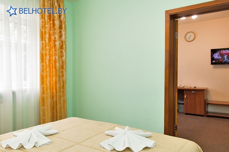 Hotels in Belarus - hotel U fontana - double 2-room superior