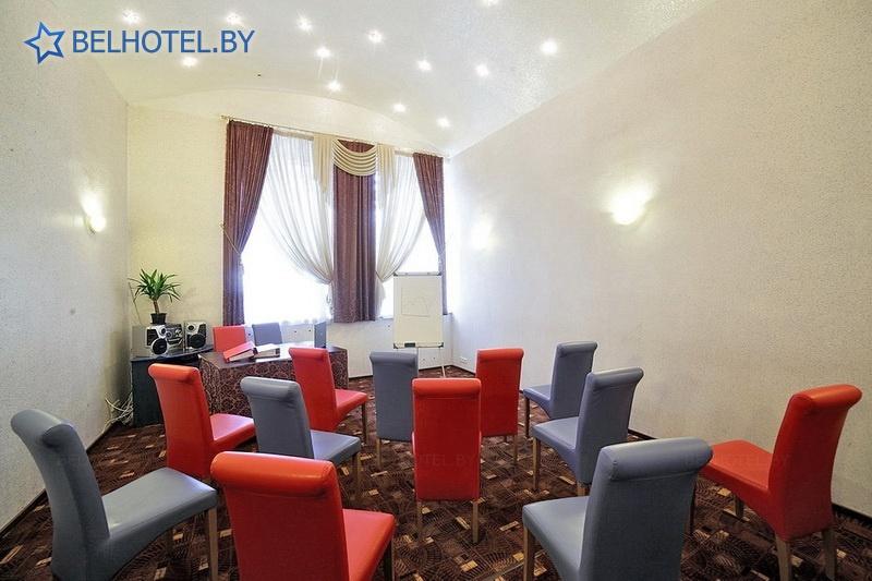 Гостиницы Белоруссии Беларуси - гостиница У фонтана - Конференц-зал