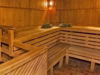 гостиница У фонтана - Сауна