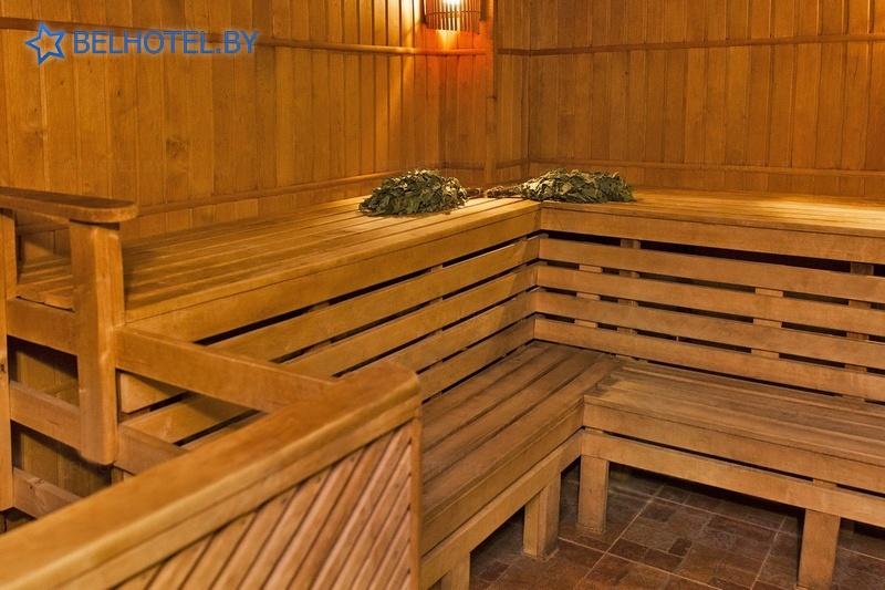 Гостиницы Белоруссии Беларуси - гостиница У фонтана - Сауна
